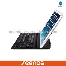 Metal Aluminum Bluetooth Aluminum Keyboard for iPad Air for iPad 5