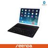 2014 New aluminium bluetooth keyboard for iPad Air wireless keyboard