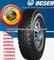 Ocsen / triângulo pneu 1200R20 todos Radial de aço do pneu de caminhão