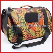 2014 Foldable Nylon Waterproof Animal Pet Carrier Bag