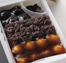 Shichifuku Assorted Dumplings (Mitarashi Tokachi Ogura, Sesame)