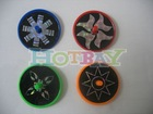Good quality!!! plastic spinning top Promotional item