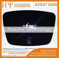 Hot Sale SKS IKS Receiver AZSAT S966 for South America better than AZAMERICA S930A,AZBOX BRAVISSIMO
