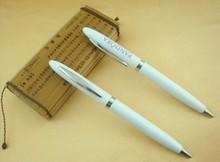 white ball point pen