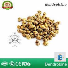 LGB sale nutraceuticals raw materials dendrobium Alkaloids,dendrobium 1%,5%, 20% supplier since 2006