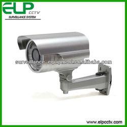 Zoom and Focus adjustable Infrared Outdoor Bullet IP Camera Metal bracket housing