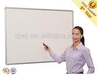 China Jiangsu supplier Aluminum frame Magnetic Whiteboard Standard Sizes
