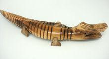 Popular animal wood carving crafts