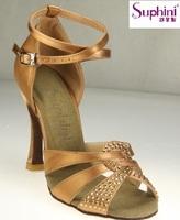 2014 nuevo diseno de los zapatos de los bailarines