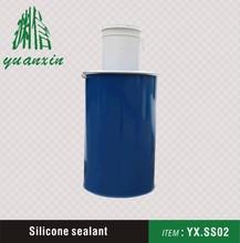 drum acetic silicone sealant