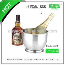 barware stella artois beer bottle ice bucket