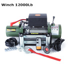 Heavy duty Car recovery truck winch 12000lb