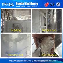 100-300mesh Liquid nitrogen pulverizer,plastic pvc,pp,pe ,abs ,food,madicine miller