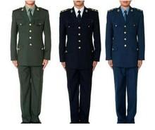 guardia di sicurezza uniforme militare