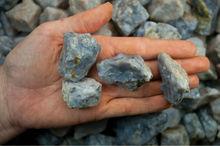Natural Blue Quartz Rough
