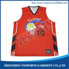 good price breathable basketball blank custom jerseys