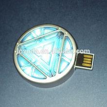 most popular novelty products Iron Man 3 usb 2.0 driver/usb pen drive/usb flash drive 500gb LFN-056