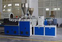 corrugated plastic sheet machine