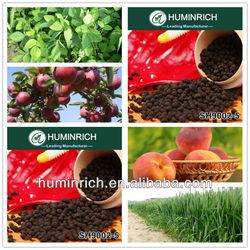 Humirich Shenyang 70%HA Organic Humic Acid Controlled Release Granular Fertilizer For Rice