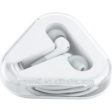 For apple iphone in ear earphones made in China