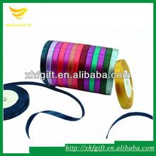 1/4 Inch Grosgrain Ribbon for Gift Package
