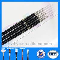 Highliner/liner ,synthetic brass ferrule art brush,bulk wholesale art supplies