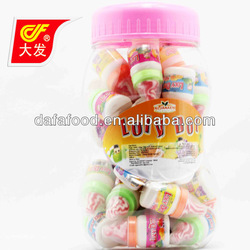 Dafa 13g nipple bottle sour powder candy