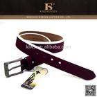 purple dress belt for women