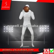 Sport mannequin,basketball male mannequin, male mannequin