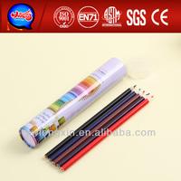 wooden color pencil set passed EN71