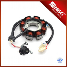YBR125 motorcycle stator coil