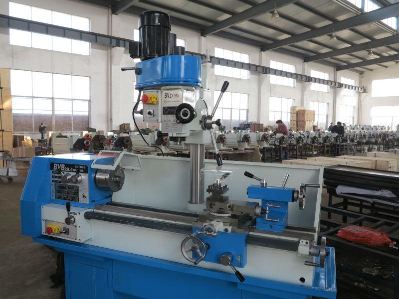 lathe mill combination machine