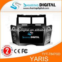 TYT-7847GD 2 Din 7 inch car multimedia audio controller driver