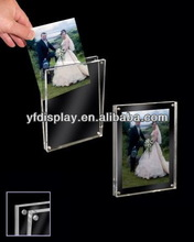 Acrylic Magnet Photo Frame for Picture holder