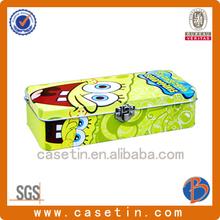 high quality cute pattern pencil case custom