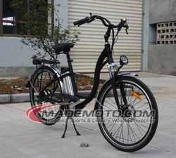 2013 new aluminum frame lithium battery e-bike LB1801