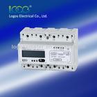 LOGOS Three Phase DIN rail Multi-rate Electronic Energy Meter, Watt hour meter