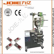 JEV-280L liquid filling equipment with mixer