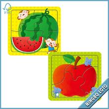 3d puzzle card