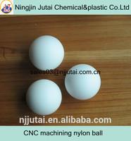 CNC machining nylon ball