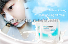 Milk Deep Whitening Powder Peel off Gel Mask
