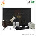 Meilleure vente de cigarette électronique de la pipe en bois forme