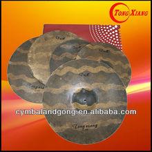 TH-A manual pulse cymbal set drum cymbal
