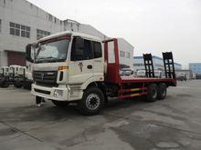 Hot!!! dongfeng dls 6*4 12m3 cement mixer truck