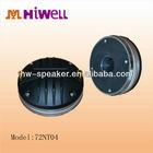 110W high quality loudspeaker high frequency horn tweeter