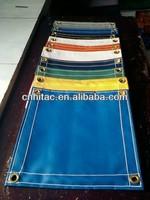 100% Polyester PVC Coated Vinyl Waterproof Fabric