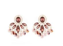 2014 Wholesale Handmade Rhinestone Earring Ear Cover