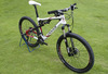 Full suspension carbon fiber adult mountain bike Laplace from Taiwan