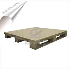 Chinese manufacturer tell you how to manufacture paper pallet for shipping