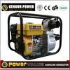 China supplier Hot type Pump 3Inch 80mm Petrol Pump Self priming Pump ZH30CX